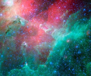 square holiday nebula